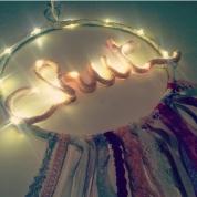 Attrape rêves lumineux
