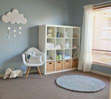 chambre enfant scandinave