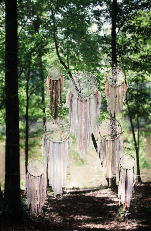 Dreamcatchers inspiration bohemes