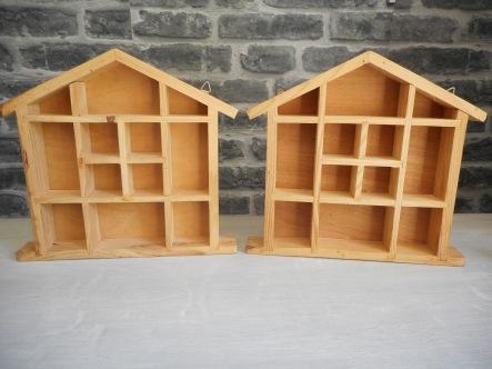 maisonnette en bois à casiers 11