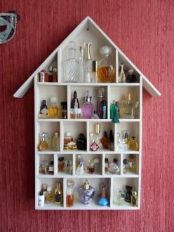 maisonnette en bois à casiers 10