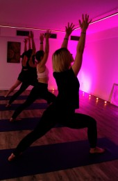 XO URBAN YOGA - Hip Hop Yoga Paris